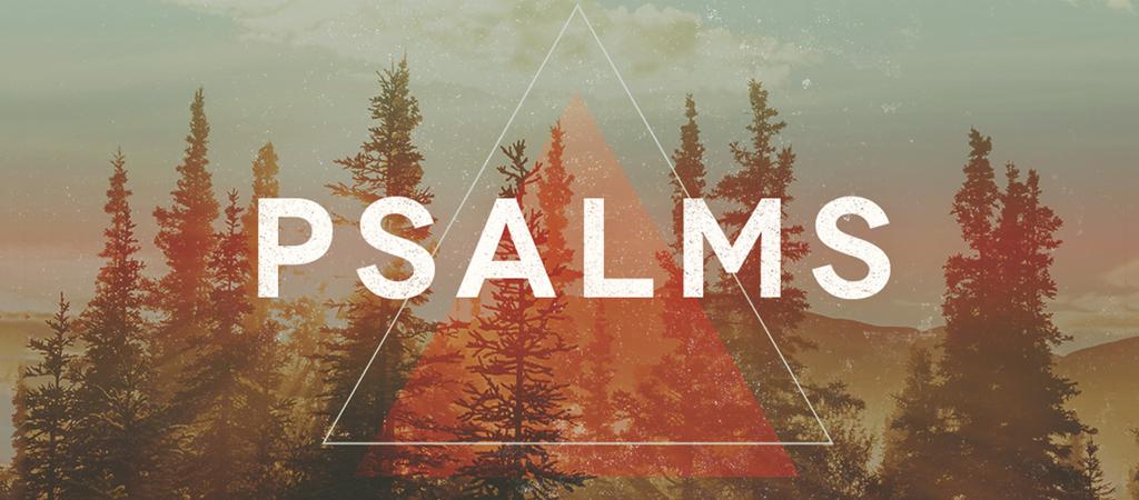 Psalms Banner New