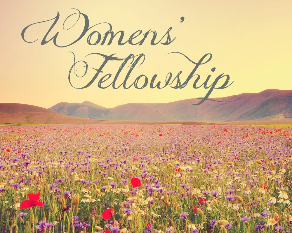 Womens' Fellowship Header